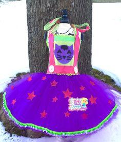 Little Charmers Hazel Inspired Tutu Dress Costume/Girls Tutu Dress Costume/Halloween Tutu Costume by BrittsBeautyBoutique on Etsy https://www.etsy.com/listing/265596252/little-charmers-hazel-inspired-tutu