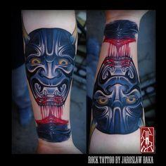Hannya tattoo Done by Jaroslaw Baka Jaroslaw Baka Tattoos and Artwork  https://www.facebook.com/jaroslawbakatattoos https://instagram.com/jaroslawbaka/  https://www.rocktattoo.pl