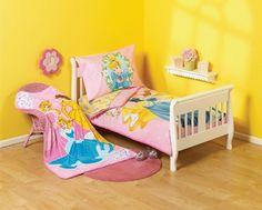 Disney Princess GARDEN OF DREAMS 4 Pc Toddler Set