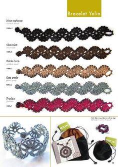Crochet jewellery - 5                                                                                                                                                                                 More