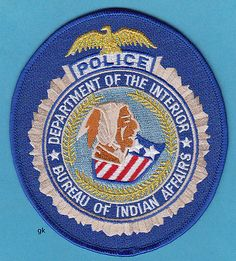 United States Department Of Homeland Security Customs And Border Protection Patch Current