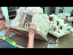 Aprenda y Venda Portal de Belen - YouTube Diy Nativity, Warhammer Terrain, Christmas Villages, Christmas Decorations, Holiday Decor, Christmas Projects, Party Gifts, Creative Art, Portal