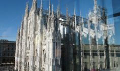 Milan duomo with a twist - Architecture