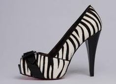 Every woman should have at least one animal print...
