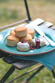 Puriri Bay Lemonade Scones