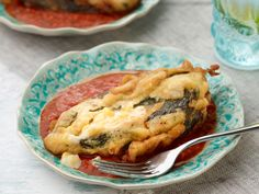 Chiles Rellenos Recipe : Melissa d'Arabian : Food Network - FoodNetwork.com