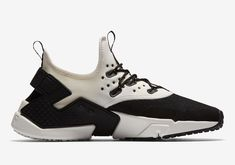 reputable site b4d99 b8859 Nike Air Huarache Drift Customizable   SneakerNews.com Best Sneakers, White  Sneakers, Shoes
