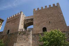 Portal de Sant Miquel en Morella, Castellón