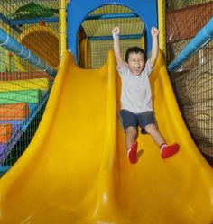 Indoor Playground Kidz Plaza in Ashburn is loaded with multi levels of fun for children up to 8 years old.