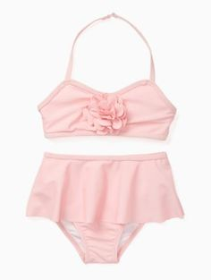 7904b8b5828f5 toddlers' rosette two-piece swimsuit | Kate Spade New York Cute Bathing  Suits,