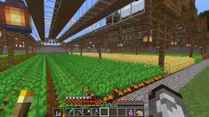 Minecraft Garden, Minecraft Farm, Minecraft Cottage, Easy Minecraft Houses, Minecraft House Tutorials, Minecraft Plans, Minecraft House Designs, Minecraft Survival, Minecraft Construction