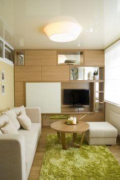 Egyszerű, elegáns, természetes - 37nm-es kis lakás szép lakberendezési megoldásokkal - Lakberendezés trendMagazin