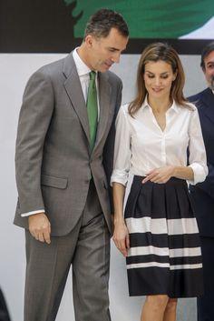 Princess Letizia Photos: Environmental Awards Ceremony in Madrid