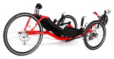 Catrike Bike | Catrike Expedition - Tadpole (Trike) - Recumbent-cycle.com : recumbent ...