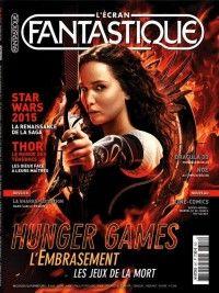 L'Ecran Fantastique #347 : Hunger Games : L'Embrasement