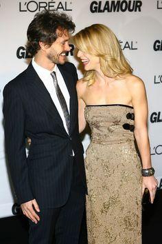 Hugh Dancy and Claire Danes. Adorable couple
