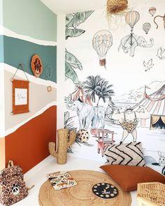 Baby Room Decor, Nursery Room, Boy Room, Kids Bedroom, Kids Room Design, Home Room Design, Safari Room, Nursery Inspiration, House Rooms