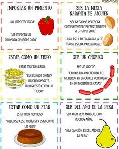 To Learn Spanish Pictures Key: 1151568249 Spanish Idioms, Spanish Notes, Study Spanish, Spanish Basics, Spanish Grammar, Spanish Vocabulary, Spanish English, Spanish Language Learning, Spanish Lessons
