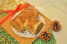 bûche de Noël ——Christmas Log (cake)