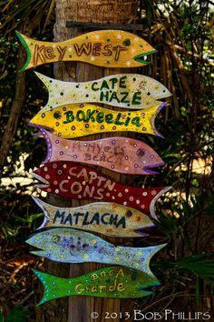 Bokeelia, Pine Island, Lee County, Florida Signs - February 24, 2013 (photo by Bob Phillips) ~o~3