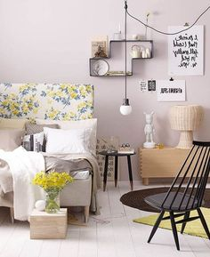 Vintage Decorating Ideas For Bedrooms
