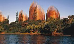 Renzo Piano Building Workshop, Noumea, New Caledonia (1998)