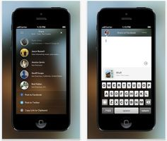 Rdio brings new sharing options to iOS app, no longer confined to Facebook and Twitter