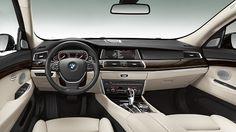 BMW Série 5 Gran Tourismo : un intérieur orné des plus belles matières