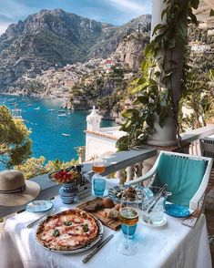 Beautiful Places To Travel, Beautiful World, Romantic Travel, Beautiful Hotels, Oh The Places You'll Go, Places To Visit, Amalfi Coast Italy, Sorrento Italy, Naples Italy