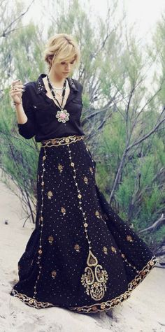 Black  Golden~Visit www.lanyardelegance.com for beautiful Crystal Eyeglass Holders and Beaded Lanyards for women.