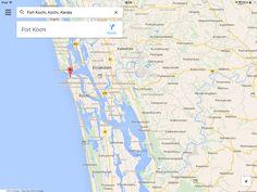 - 12 - Around Fort Kochi, Kera...