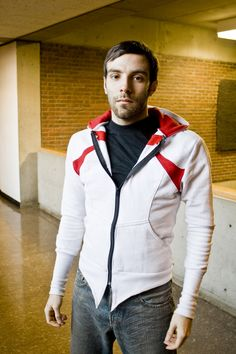 assassin's creed hoodie by volante design.