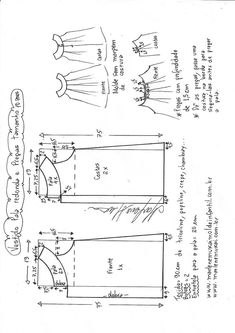 Robe rabat rond et plis diy marlene mukai moule enfant aperitif skewer a selection of ideas to start your meal off right archzinefr Baby Girl Dress Patterns, Kids Clothes Patterns, Kids Patterns, Dress Sewing Patterns, Sewing Patterns Free, Sewing Tutorials, Clothing Patterns, Sewing Baby Clothes, Baby Sewing