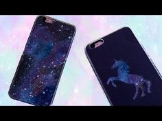 EASY GALAXY DIYS: EOS Lip Balm, IPhone Case & More! - YouTube
