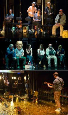 Representació d'Ivànov, d'Anton Txékhov     Teatre Lliure-Montjuïc (Barcelona)  Des del 27 d'abril fins al 28 de maig