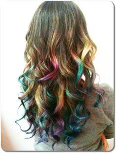 Taylor Bryn Wilson hair, to match a dress we like.