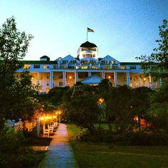 The Grand Hotel / Mackinac Island