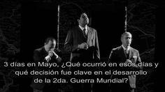 """Sergio Zurita invita a la obra """"3 días en mayo"""", Teatro Helénico."""