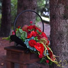 Grave Decorations, Flower Decorations, Cemetery Flowers, Autumn Decorating, Arte Floral, Ikebana, Funeral, Floral Arrangements, Floral Wreath