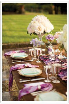 lilac wedding inspiration board spokane
