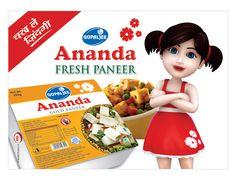 Ananda Fresh Gold Paneer - #ChakhLeJindgi