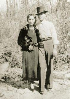 Texas Hideout Bonnie and Clyde   Bonnie & Clyde: 75 años despues