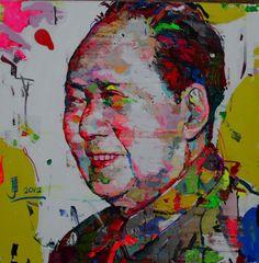 Mao, by rising star Ren Zhenyu