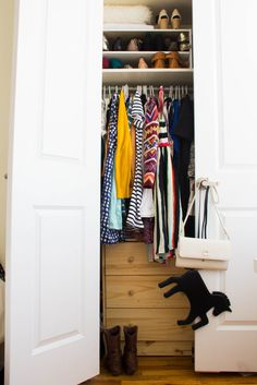 Turn Up the Awesome: A Weekend's Worth of Easy, Effective Closet Upgrades — The Closet Cure: Assignment #8