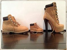 Beyonces Family Has Matching Timberland Boots