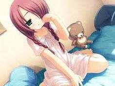Aelita in anime with long hair (beautiful right???)