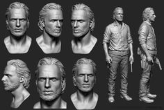 sculpt pants in zbrush - Google Search
