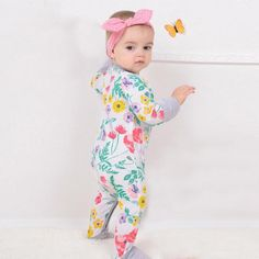 4c7f9ade9a5 Baby Girl Rompers Newborn Girl Clothes Long Sleeve Jumpsuit Roupas Infantis  Summer Children Clothing Roupa De