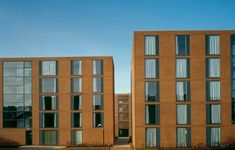 Cranfield University - Stringfellow Hall · Projects · Stanton Williams Architects