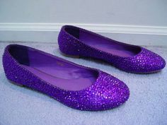 ...much better than the ruby slippers